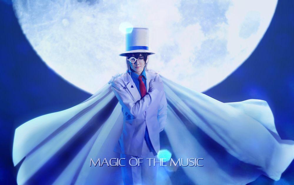 月下の奇术师 魔术表演开始了