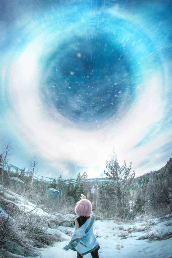 我想見識更多的天空