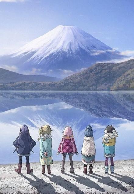 漫改TV动画「摇曳露营△」第二季公开制作阵容