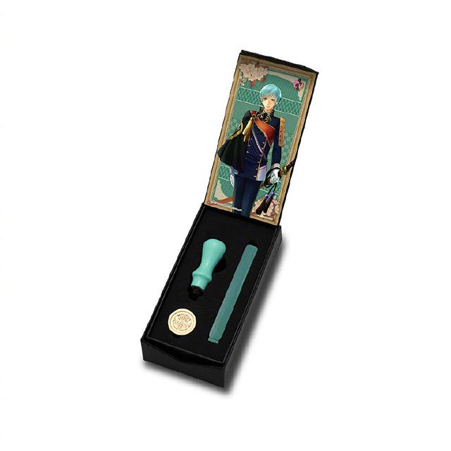 「刀剑乱舞」蜡封印章套装12月发售