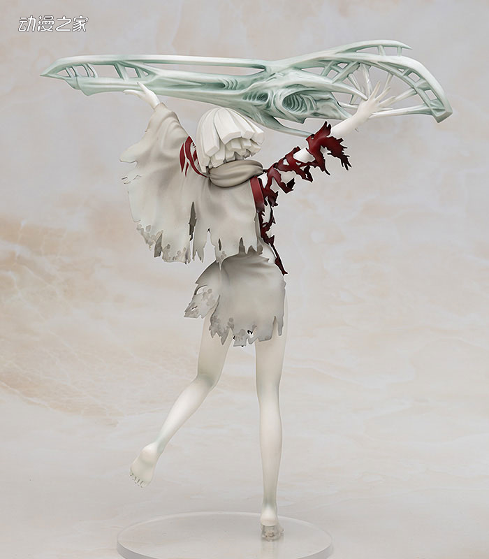 wing《噬神者》希欧1/8比例手办