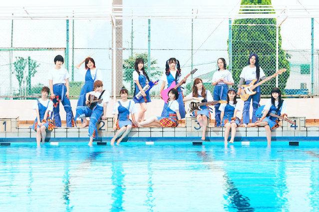 漫改真人剧「骚动时节的少女们啊。」追加演员公布 9月8日开播