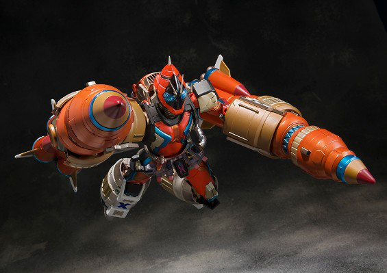 S.I.C. 假面骑士Fourze将于2020年12月开售