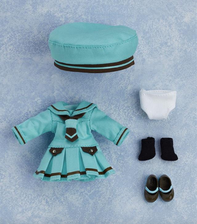 粘土人Doll可爱水手服套装登场