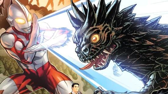 漫威x圆谷漫画「奥特曼崛起」公开预告 预计九月上线