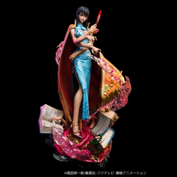 「海贼王」妮可•罗宾大型雕像即将发售