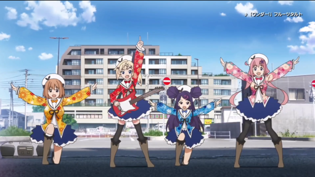 TV动画「满溢的水果挞」PV第2弹公布 10月28日放送