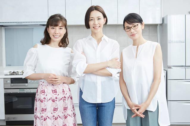 漫画「恋爱的母亲们」真人电视剧化 木村佳乃主演