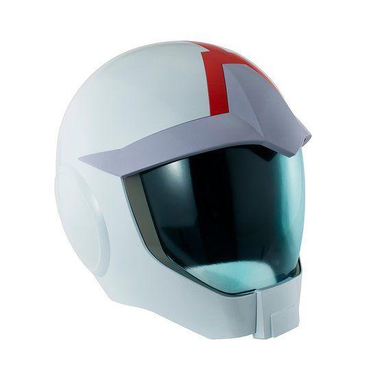 「机动战士高达」地球连邦军1/1比例头盔商品化