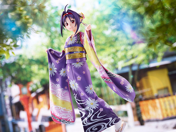 aniplex+「刀剑神域」有纪京友禅版1/7比例手办登场