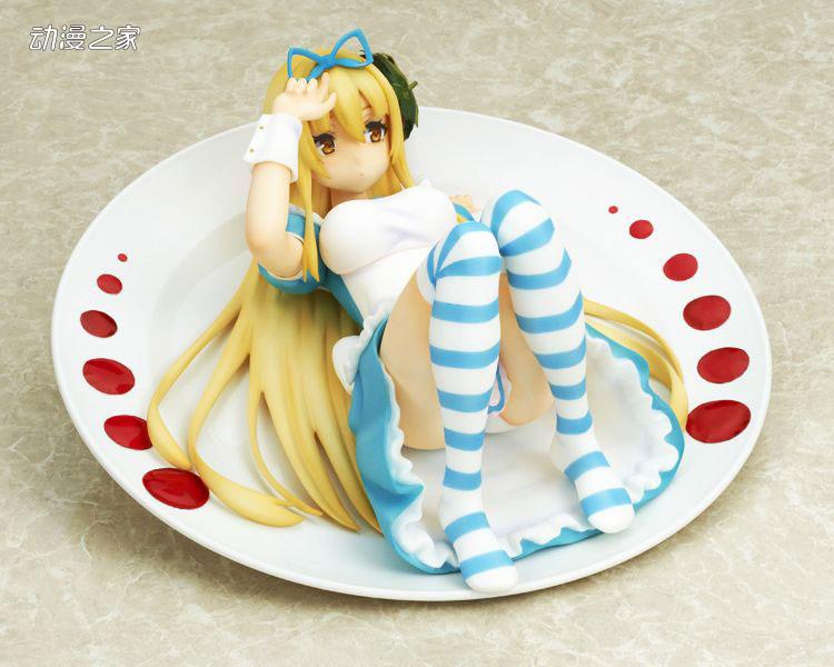"""回天堂""""Alice的晚宴""""1/6比例手办开订"""
