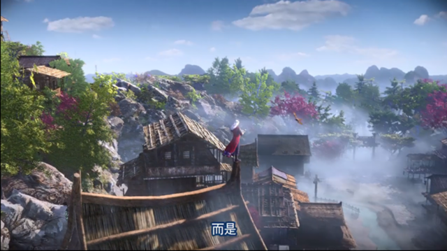 「画江湖之不良人」第四季先行预告公开