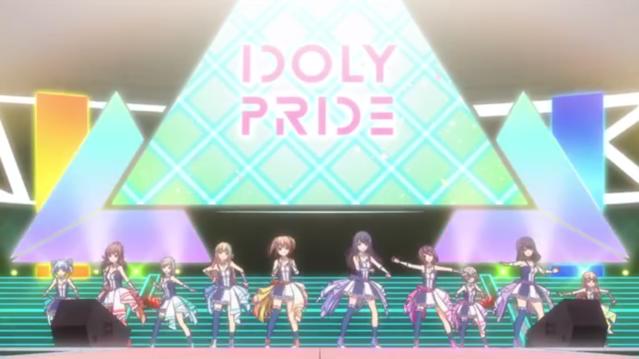 TV动画「IDOLY PRIDE」1月播出 新曲动画MV公开