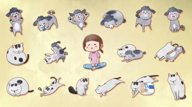 「养猫养狗每天很开心」PV第2弹公开 10月放送