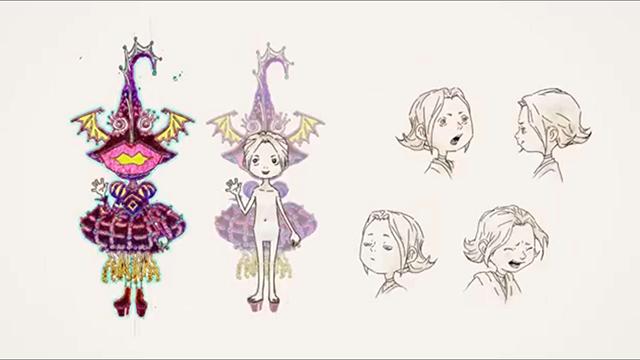 动画电影 「烟囱小镇的普佩尔」剧中舞蹈制作片段公开