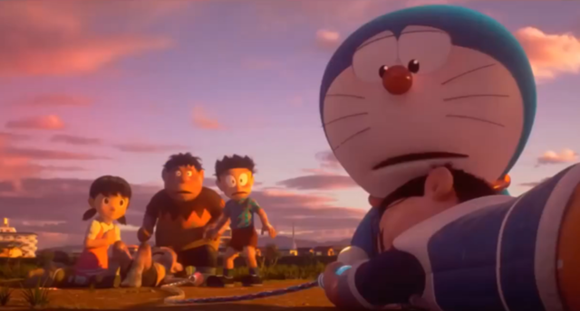 菅田将晖「哆啦A梦:伴我同行2」主题歌「虹」完整版公开