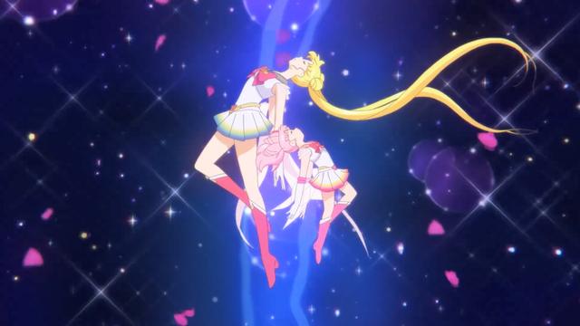 剧场版「美少女战士 Sailor Moon Eternal」前篇正式预告公布