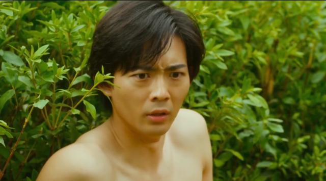 「碧蓝之海」真人电影开场片段公布