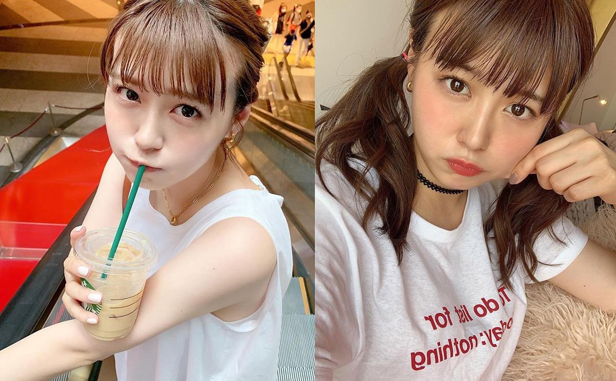 新垣结衣师妹「井口绫子」甜美笑容让人瞬间融化
