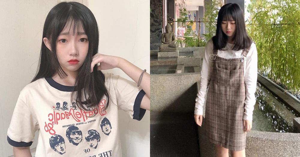 147cm超嫩「精灵耳」yun,甜美可爱的青春16岁美少女出没!