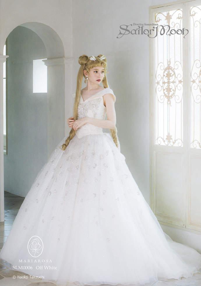 武内直子监修《美少女战士婚纱》我要代替月亮…嫁给你?