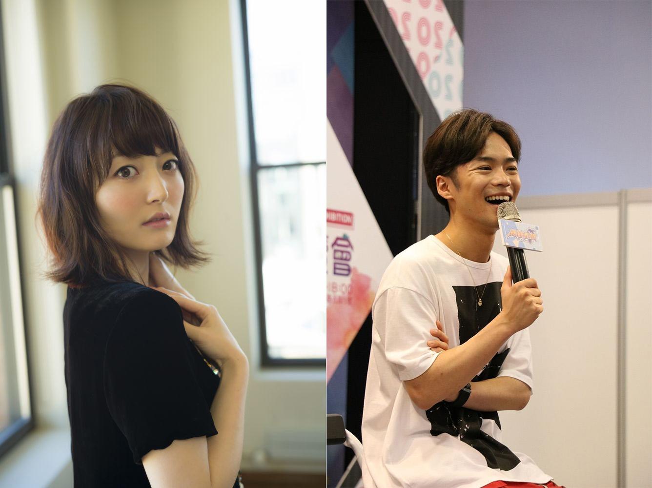 日本知名声优花泽香菜与小野贤章宣布结婚喜讯
