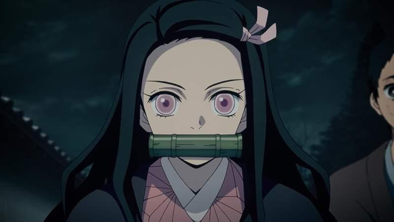 如果鬼灭拍真人版《找谁来演祢豆子之网友票选》果然~是那位千年一遇的美少女吗