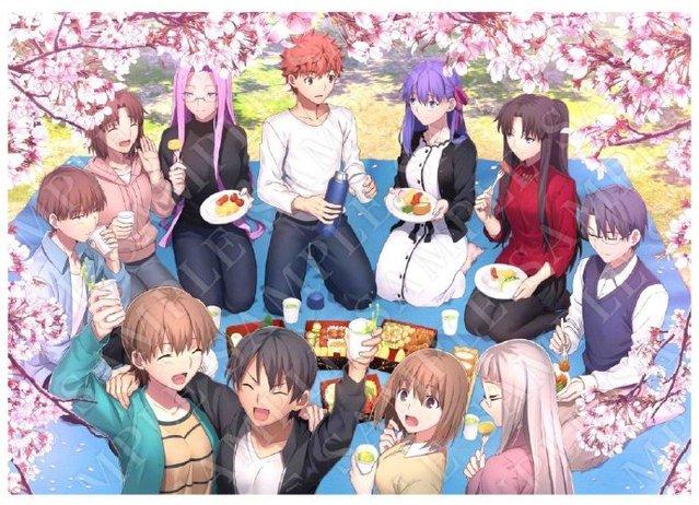 剧场版动画「Fate/stay night[Heaven's Feel]」后记插图公开