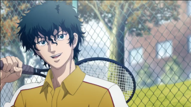 「网球王子」20周年新作动画前篇PV公开