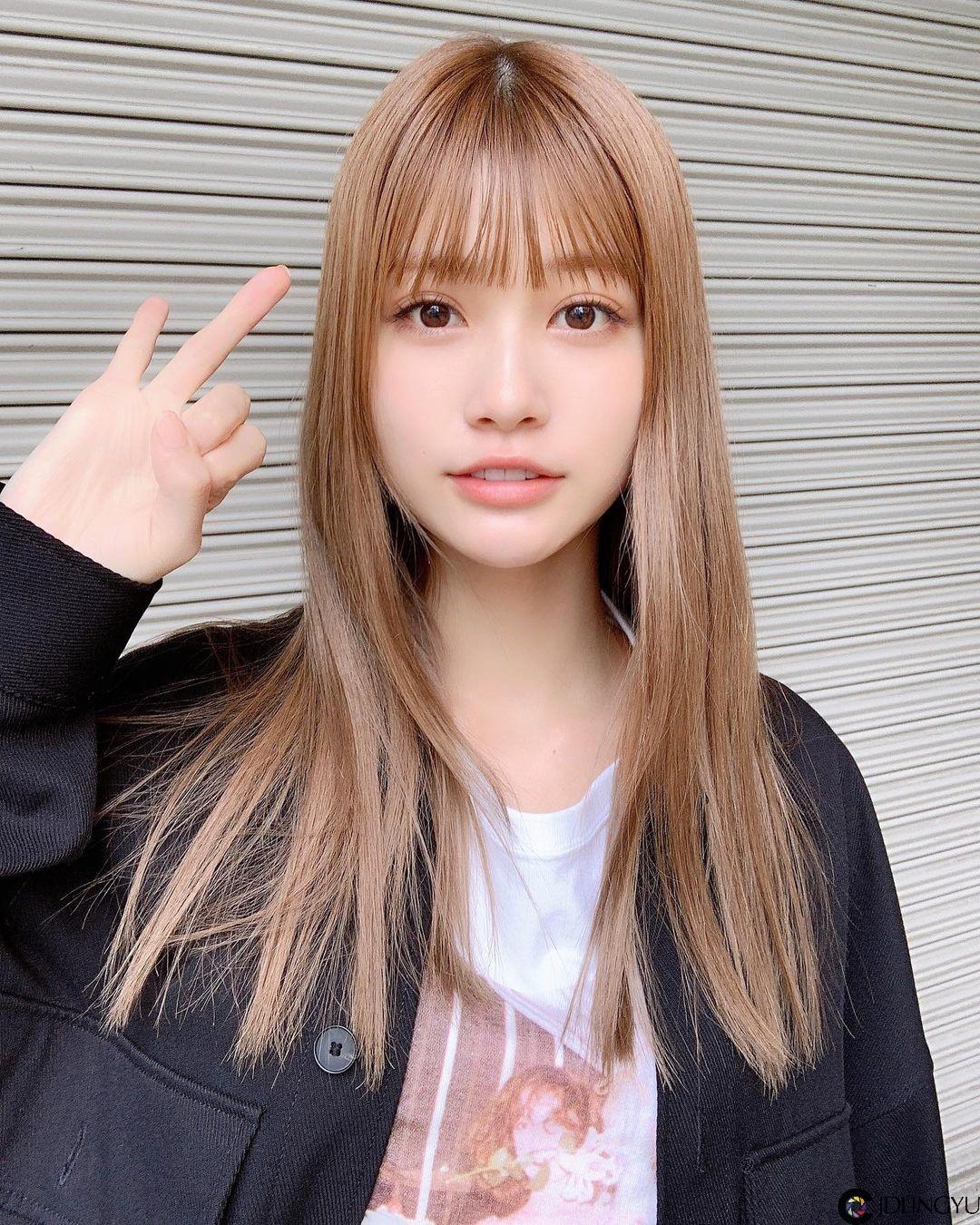 名古屋最可爱初中生「生见爱瑠」长大了 超顶天「神级颜值」依旧美到让人窒息