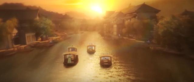 「魔道祖师」日语吹替版前尘篇ED影像公开