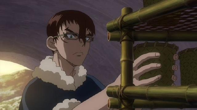 「Dr.STONE石纪元」动画第2季第1话先行图公开