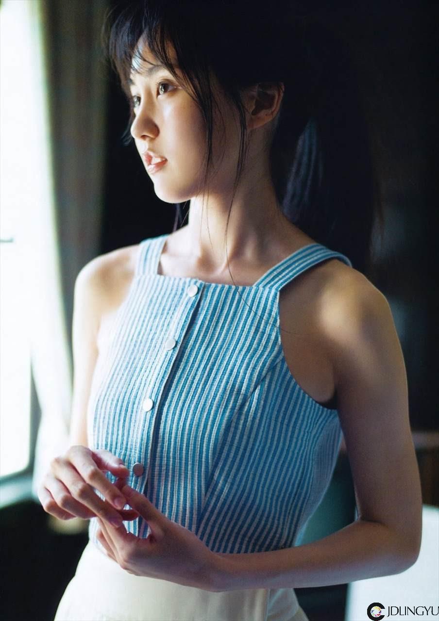 乃木坂46次世代王牌「贺喜遥香」神级美貌不输白石麻衣 浑身上下都偏散着仙气啊
