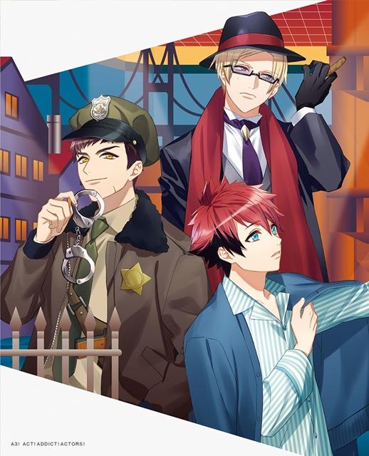 TV动画「A3!」BD&DVD第6卷将发售日公开