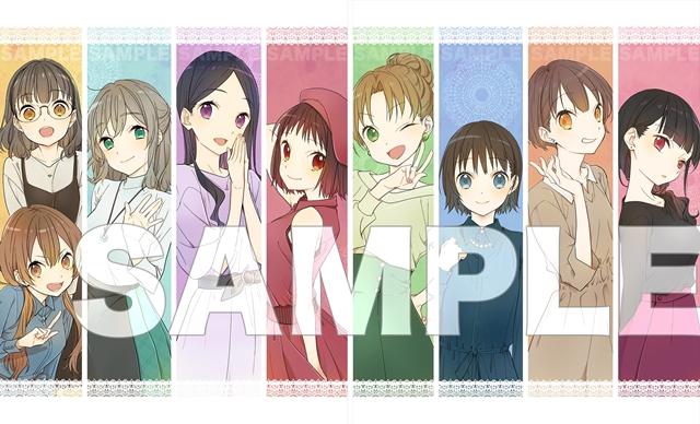 动画「玉响」公开最新特典图 BD-Box将于4月7日发售