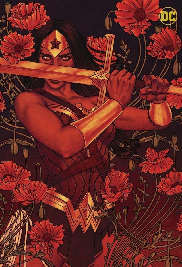 「猫女」第30期及「神奇女侠」第61期变体封面图公开