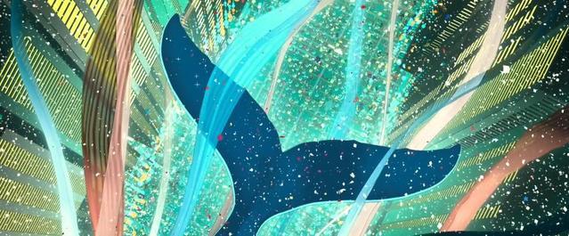剧场版动画「龙与雀斑公主」第1弹预告公开