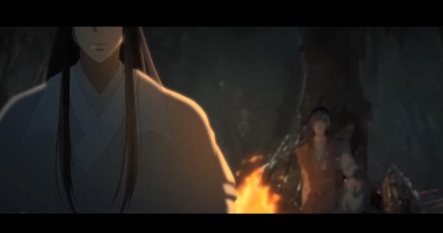 「魔道祖师」日语版羡云篇ED「少年如故」宣传PV公开