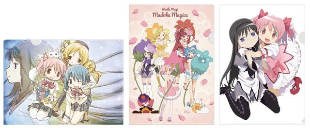 动画「魔法少女小圆」联动罗森宣传图公开