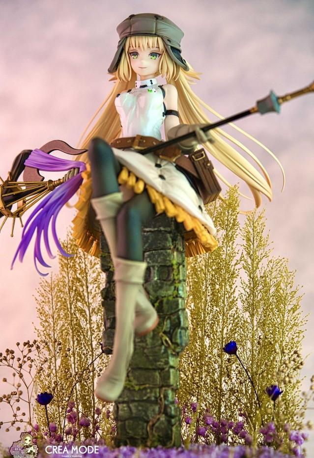 「Fate/Grand Order Caster」阿尔托莉雅手办登场