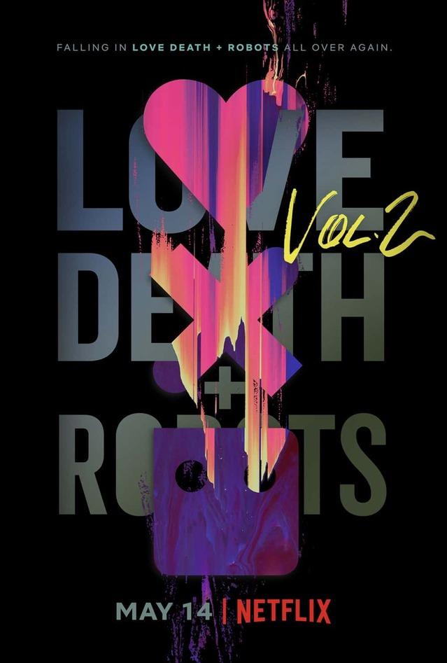 Netflix动画「爱,死亡和机器人」第二季公开剧情介绍
