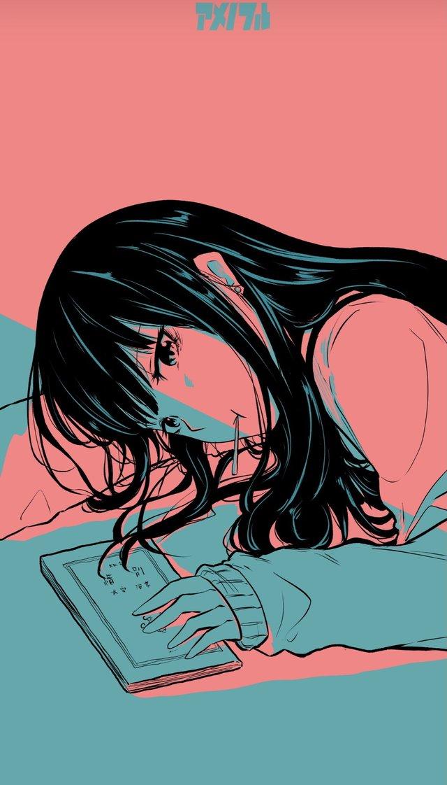 漫画「糖如雨下」作者公开第四话连载宣传绘