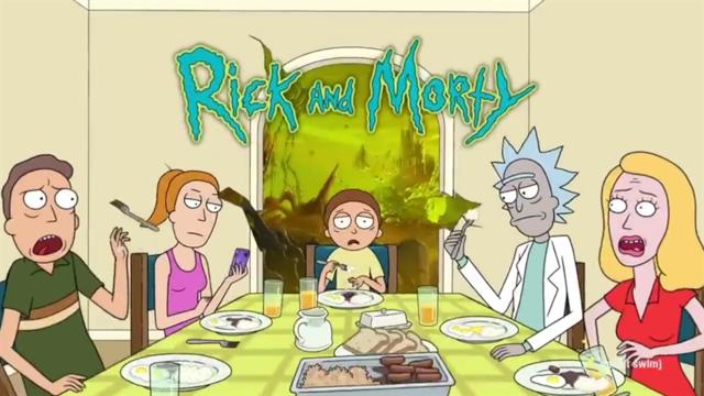 「瑞克与莫蒂」第五季新预告公开
