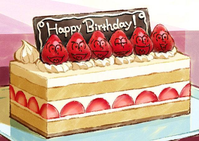 「阿松」松野六子的生日贺图公开