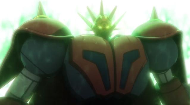 动画「盖塔机器人ARC」公开第三弹PV