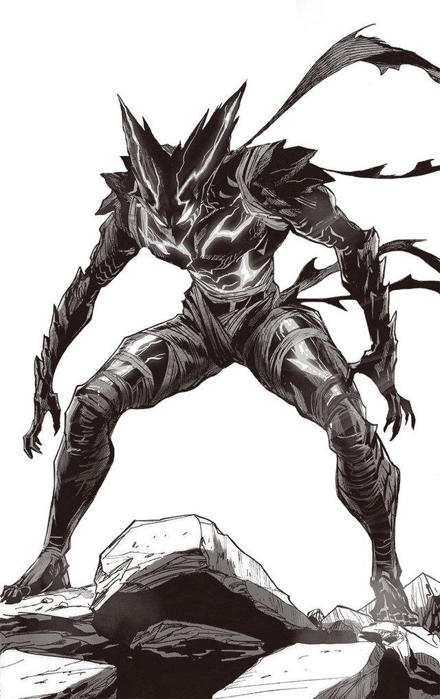 漫画「一拳超人」190话封面图公开