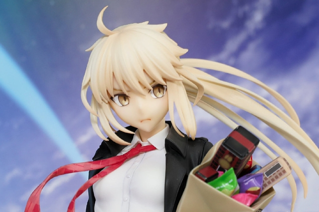 「Fate/Grand Order」阿尔托莉雅「英灵旅装Ver.」手办开订