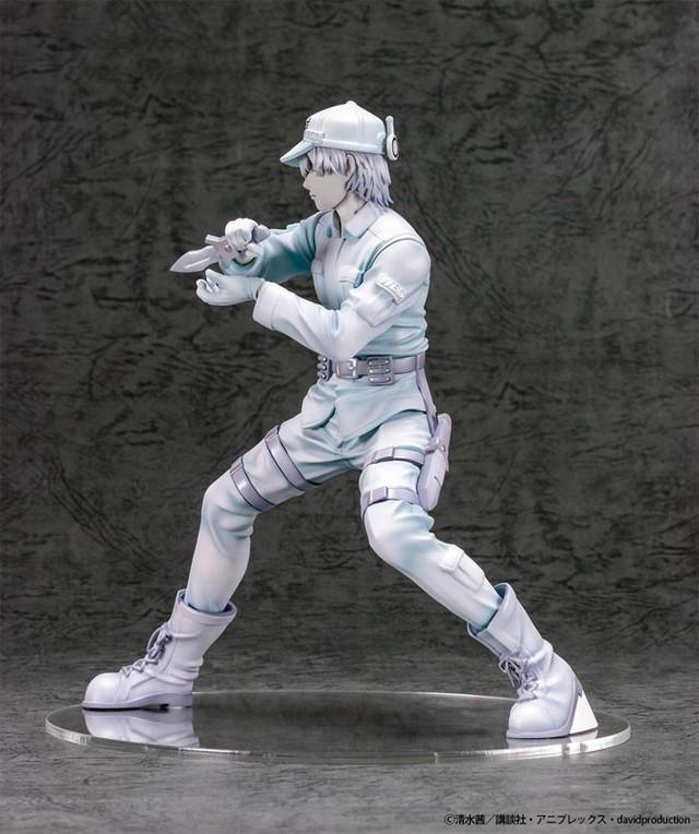B´full FOTS JAPAN「工作细胞」白细胞手办开订