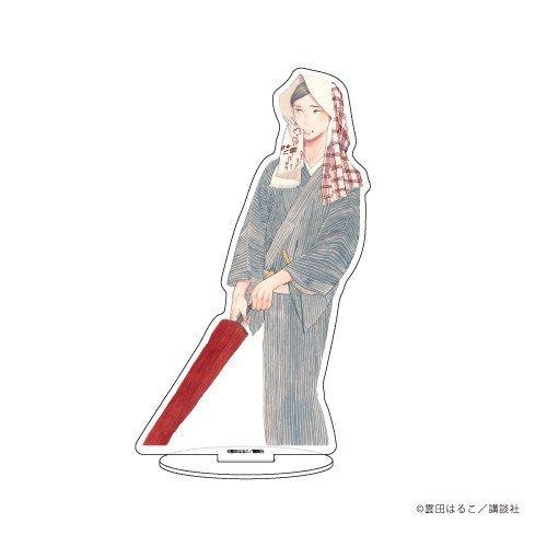 POP UP SHOP公开「昭和元禄落语心中」联动新周边