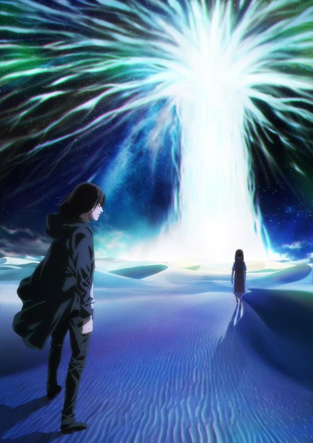 动画「进击的巨人 最终季」后半部分新视觉图公开